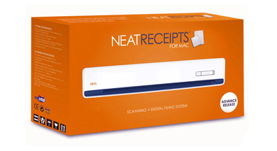 Neat receipts lost activation code