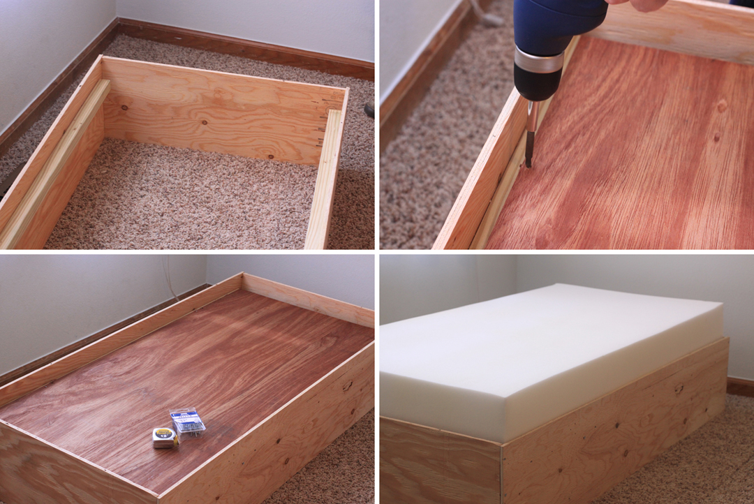 Build Two Toddler Beds For 75 Design Mom