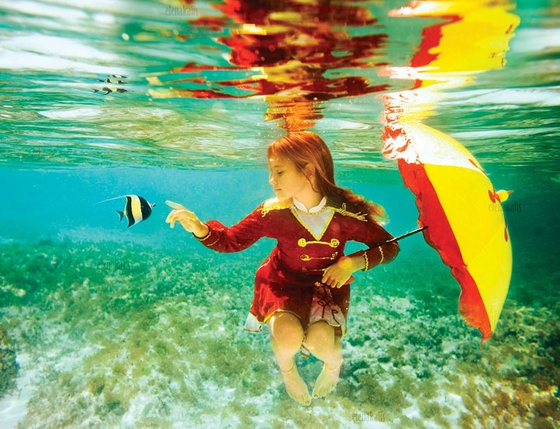 Underwater Photography Design Mom
