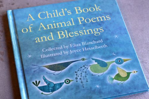 Childs Book of Animal Pictures and Poems