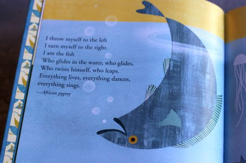 child animal poems book