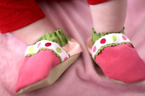 isabooties baby shoes