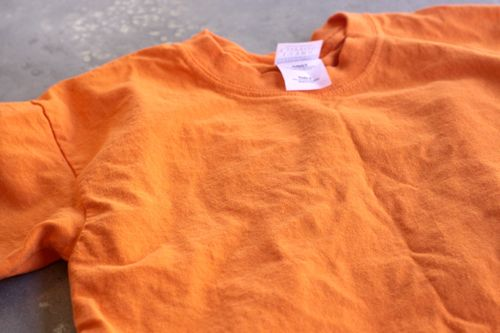 DIY bleach tees tshirt