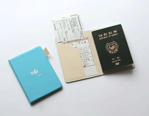 passport covers colorful