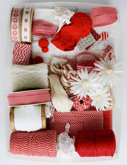 red and white objects pretty A Creative Mint
