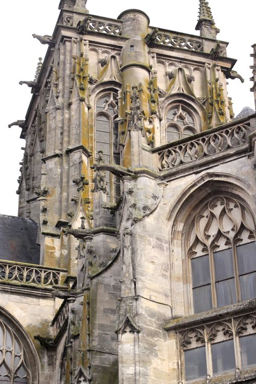cathedral in Argentan France