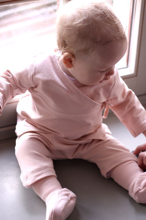 verbaudet pink baby clothes