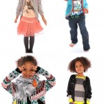 children's clothing Sparkle & Spin