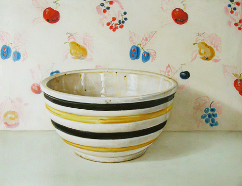 Bowl Painting Holly Farrell