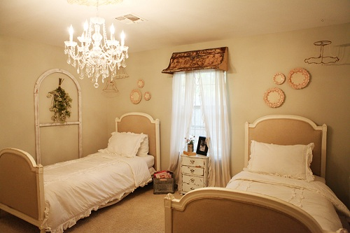 Girls' Room - Blue And Pink On Pinterest