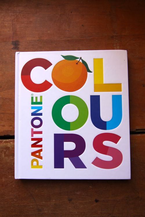 Book of the Week: Pantone Colors ⋆ Design Mom
