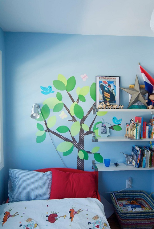 Giulia kid room