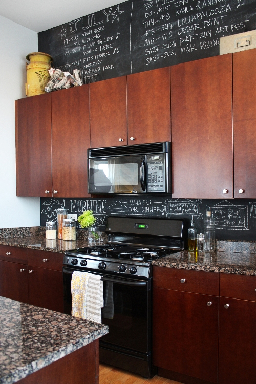 Living with kids shaleah soliven design mom for Ideas for things to put on top of kitchen cabinets