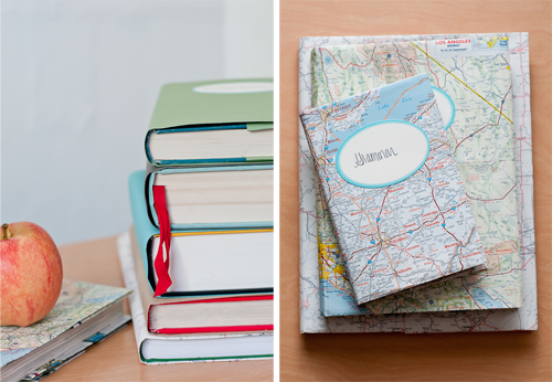 Book Covers Diy ~ How to cover a textbook an easy diy protect your books