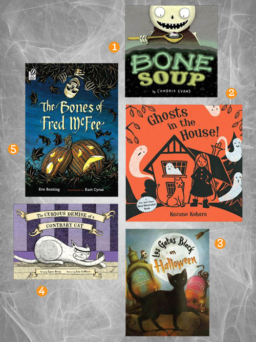 Great Halloween Books