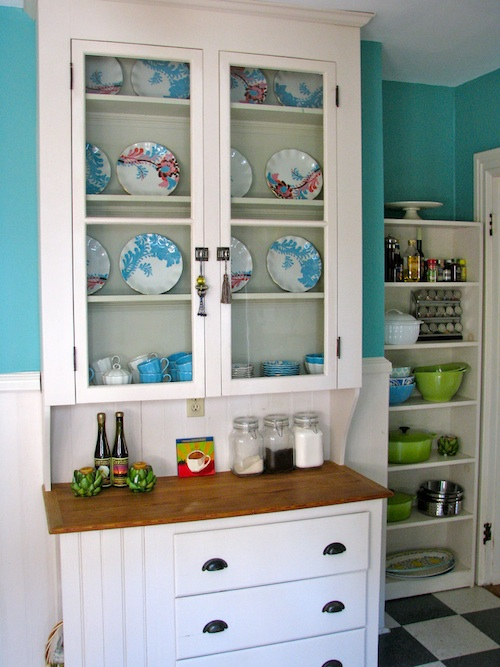 Kitchen Display Cabinets For