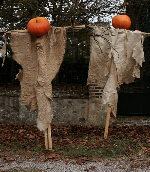 Celebrations Make The Iest Scarecrow Ever