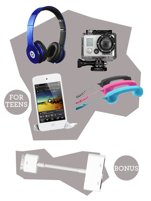 Gift Guide #1: A Plugged In Wishlist ⋆ Design Mom