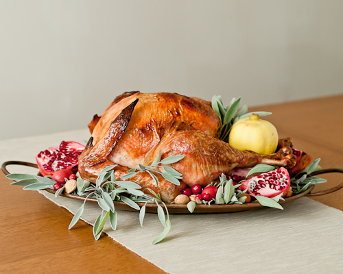 tutorial for the perfect Thanksgiving Turkey