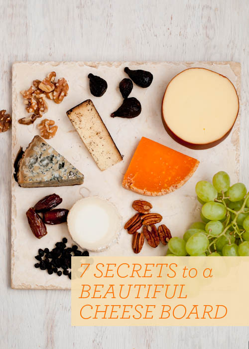 Beautiful Cheese Board Ideas by popular lifestyle blogger Design Mom : cheese plate pairings - Pezcame.Com