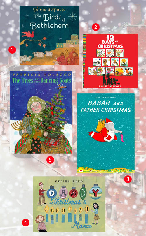 10 great holiday books!