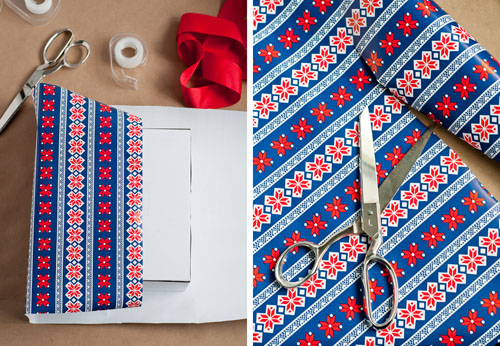 wrapping paper plus boxes - 4 secrets to getting it right