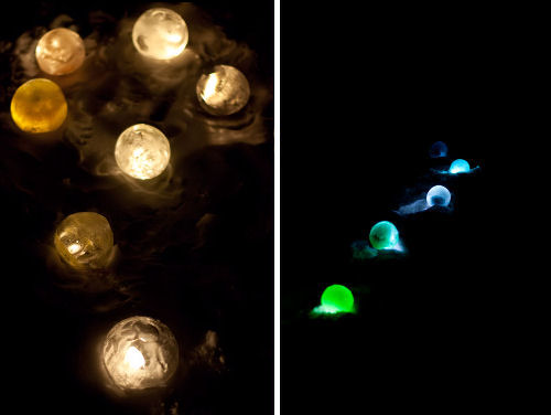 ... into outdoor luminaries. The light source is your choice u2014 small click lights or candles u2014 and with a few other simple materials your winter can be a ... & DIY: Ice Luminaries ? Design Mom azcodes.com