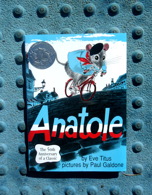 Anatole by by Eve Titus and Paul Galdone
