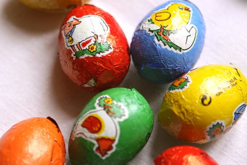 European Easter Candy