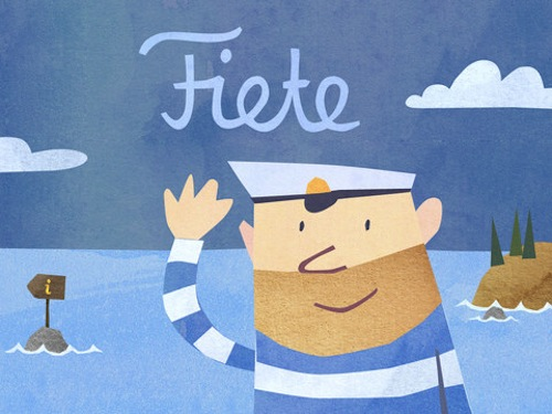 Fiete, best app for kids