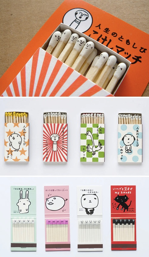Miniature Matches