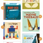 Board Books for Hipster Babies  |  Design Mom