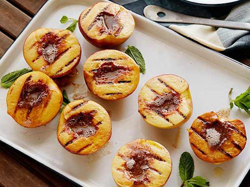 DM_Grilled Peaches
