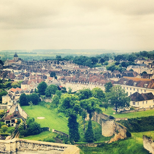 Falaise, Normandy, France