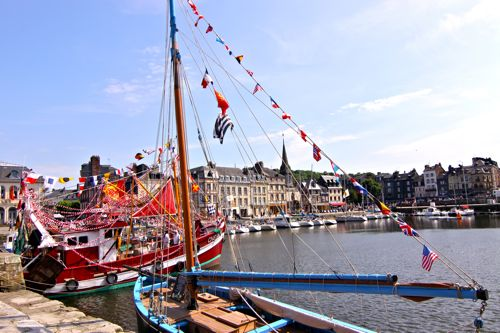 Honfleur, France | Design Mom