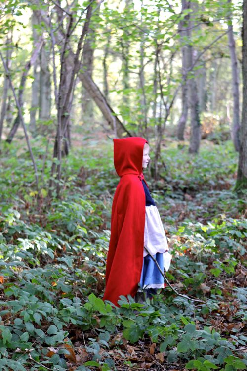 Little Red Riding Hood | oliveus.tv