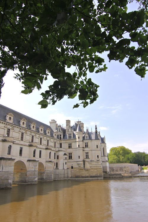 Château Chenonceau, Loire Valley, France | Design Mom
