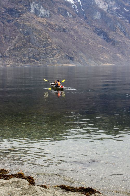 kayaking in the fjords10