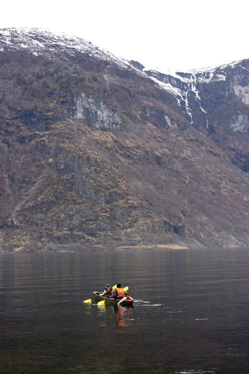 kayaking in the fjords11