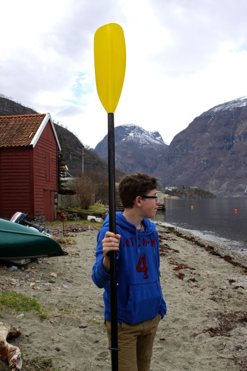 kayaking in the fjords23