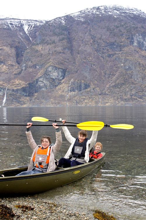 kayaking in the fjords25