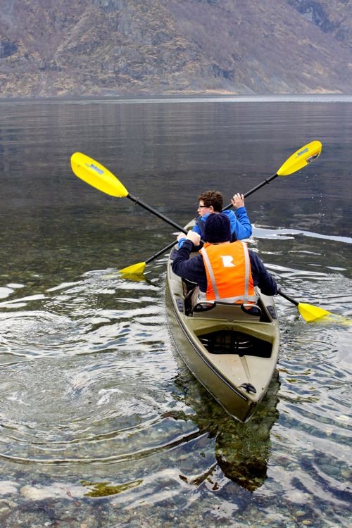 kayaking in the fjords29