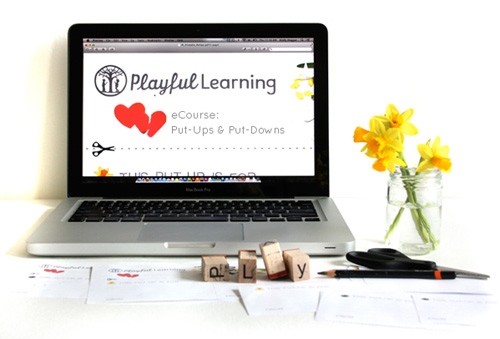 playful learning e-course