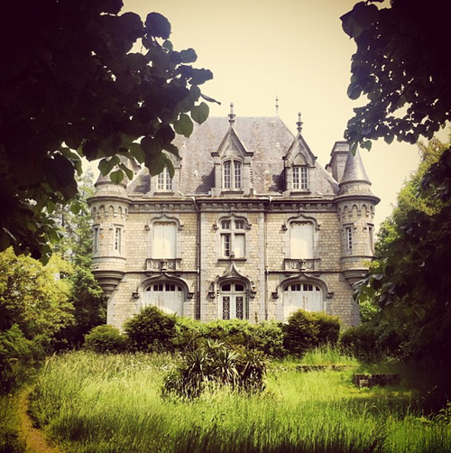 French Chateau in Rouvrou