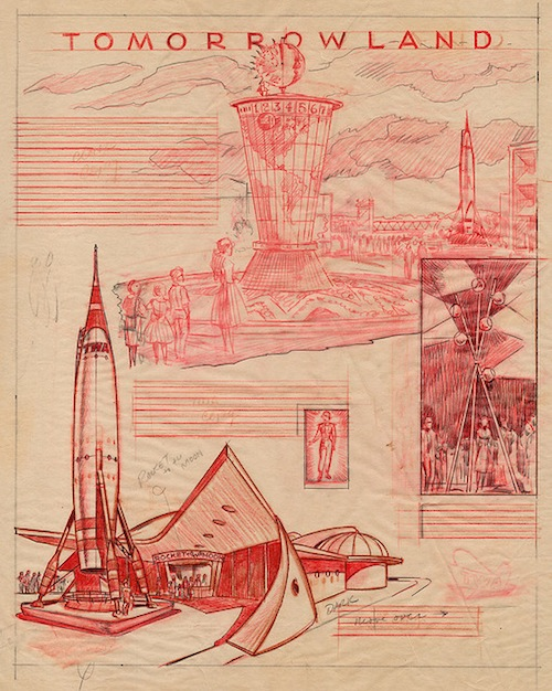 Tomorrowland Sketch