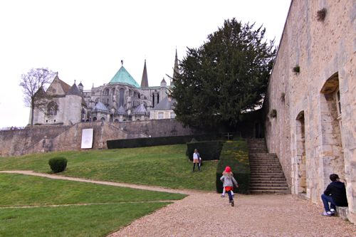 Visit to Chartres12