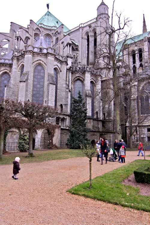 Visit to Chartres15