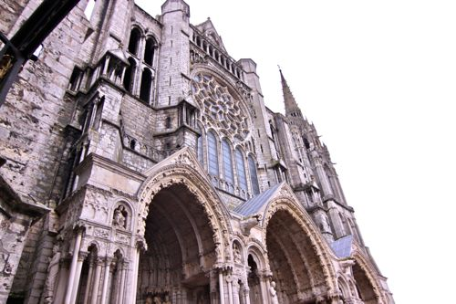 Visit to Chartres16