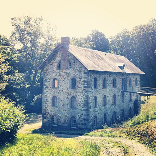 converted french mill