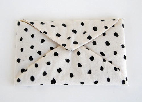 Roxy marj fabric envelope